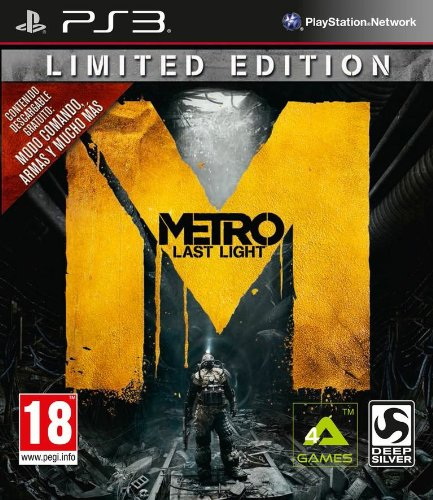 Metro Last Light Edición Limitada