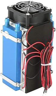 Enfriador, DC 12V 4/6 Chip Semiconductor Machine Cooler DIY Cooler Radiador Dispositivo de enfriamiento de aire(DC 12V 6 chip)
