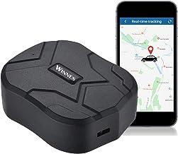 GPS Tracker , 10000MAH GPS Ortung, Wasserdicht Echtzeit tracking GPS Locator,..