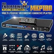 Mr Entertainer MKP100 CDG DVD MP3G Karaoke Machine Player. HDMI/Record/Rip/USB. Joueur de..