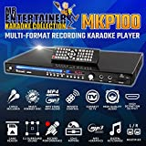 Mr Entertainer MKP100 CDG DVD MP3G Karaoke Machine Player. HDMI/Record/Rip/USB. Joueur de Machine à karaoké. Enregistrement