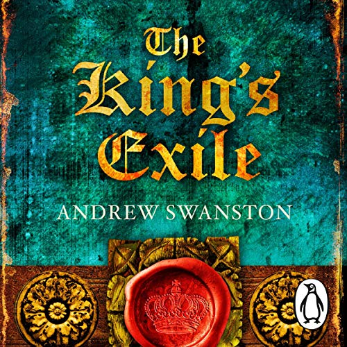 The King's Exile audiobook cover art