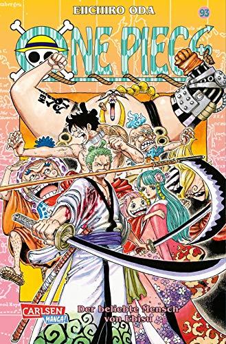 One Piece 93: Piraten, Abenteuer und der größte Schatz der Welt!