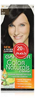 Garnier Color Naturals Creme Hair Dye - 1 Black