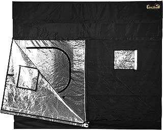 Gorilla Grow Tent GGT59, 5' x 9' Grow Tent, 6-Feet/11-Inch, Black