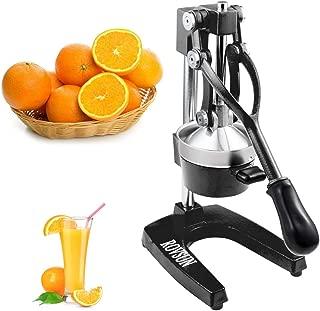 Best orange juice manual juicer Reviews