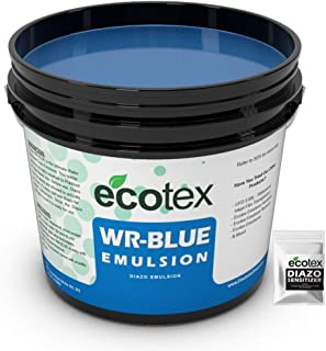 coating emulsion screen printing