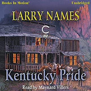 Kentucky Pride audiobook cover art