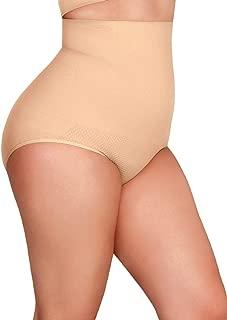 Viris Zamara Womens High Waist Shapewear Body Shaper Panties
