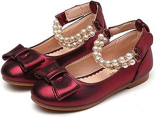 Ballerines à perles Mary Jane pour filles