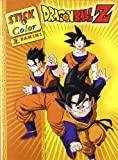 Dragon Ball Z - Stick And Color