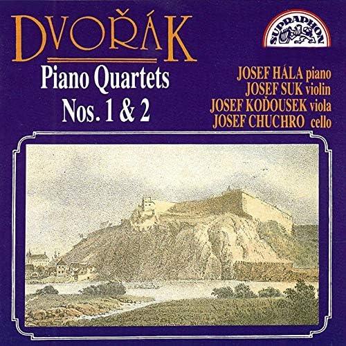 Josef Koďousek, Suk Trio