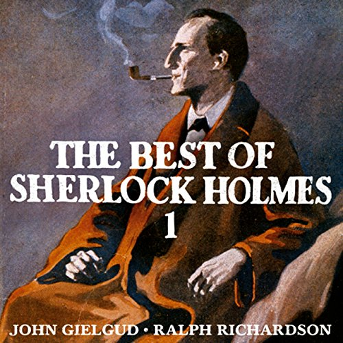 The Best of Sherlock Holmes, Volume 1 audiobook cover art