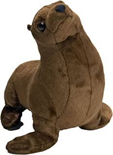 Wild Republic AQ Sea Lion Adult 15inch, Brown [13321]