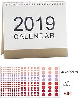 Best scrapbook desktop calendar Reviews