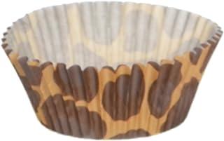 Fox Run Brands 50 Count Leopard Bake Cups