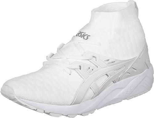 Asics Asics blanc Gel-Kayano Knit MT Trainers