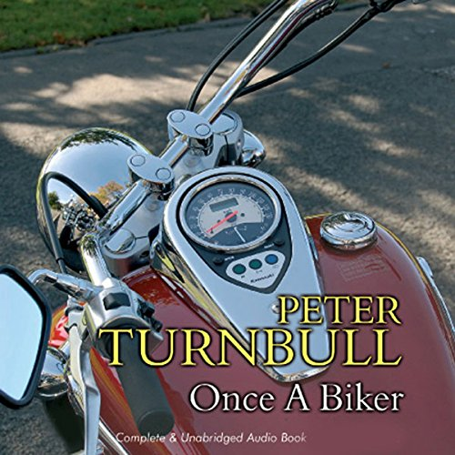 Once a Biker audiobook cover art