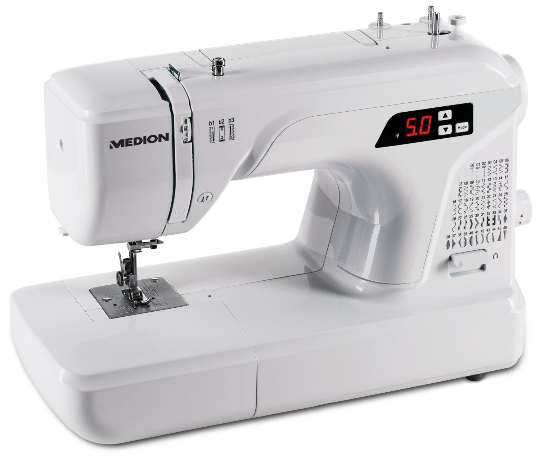 MEDION MD 16661 - Máquina de Coser (Máquina de Coser automática ...
