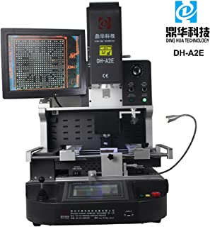 110V Automatic PCB rework station desoldering bga ic SMD repair machine DH-A2E
