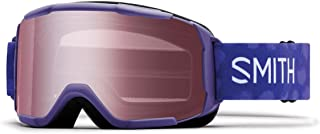 Smith Optics Youth Daredevil Snow Goggles Ultraviolet Brush Dots Frame/Ignitor Mirror