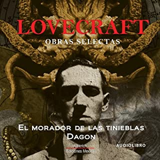 El morador de las tinieblas [The Haunter of the Dark] cover art