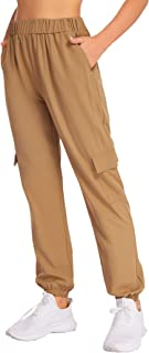 Heledok Sweatpants for Women High Waisted Jogger Cargo Pants with Pockets Lounge Casual Pants for Yoga Workout Running