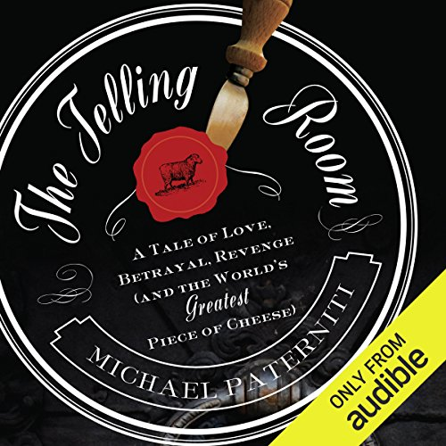 The Telling Room cover art