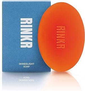 RINKR(リンカー) スキンディライト ソープ 100g 枠練り 敏感肌 乾燥肌 無香料 無着色 ラウリン酸 オレイン酸 パラベン 無添加 漢方 HALAL(ハラール)認証取得 日本製