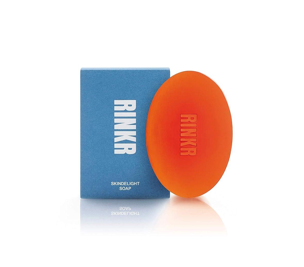 追記相手心からRINKR(リンカー) スキンディライト ソープ 100g