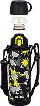 サーモス 水筒 真空断熱2ウェイボトル 1.0L/1.03L ブラックペイント FHO-1001WF BK-PT