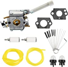 Hayskill RY08420A Carburetor for Ryobi 308054079 RY08420 BP42 Backpack Blower Carburetor with Gasket Primer Bulb Fuel Line Filter Carb Adjustment Tool