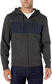 Solid Casual Jacket for Men Patchwork Sweatshirt Hoodies Warm Hoodies Casual Slim Fit Hooded Outwear Coats WEI MOLO