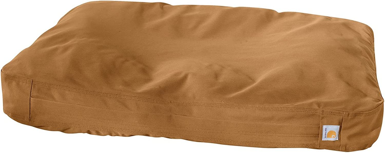 Carhartt Duck Removable Interior Cushion Nylon Polyester Dog Bed Mens