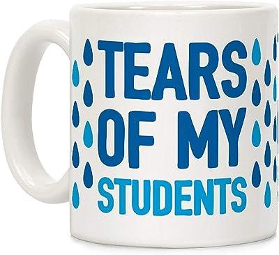Shimaier Tears Of My Students ホワイト 350ML セラミックコーヒーマグ