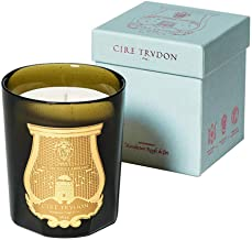 Cire Trudon Ernesto Candle (9.5 oz Classic Candle - Leather and Tobacco Fragrance)
