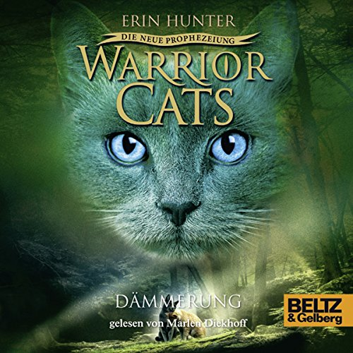 Dämmerung     Warrior Cats - Die neue Prophezeiung 5              By:                                                                                                                                 Erin Hunter                               Narrated by:                                                                                                                                 Marlen Diekhoff                      Length: 6 hrs and 2 mins     Not rated yet     Overall 0.0