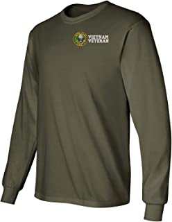 vietnam veteran long sleeve shirt