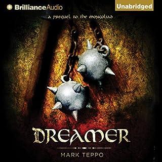 Dreamer audiobook cover art