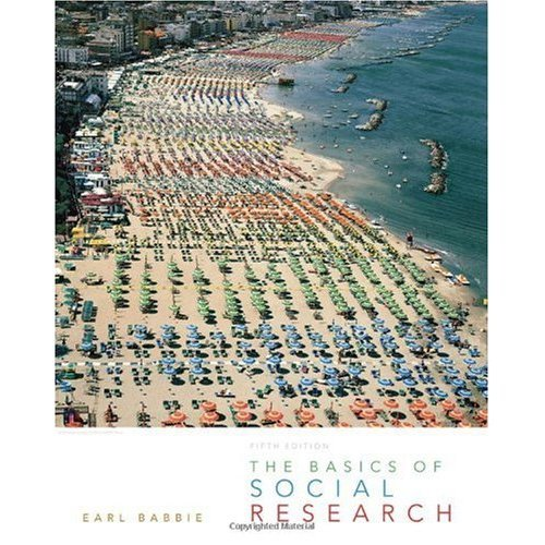 Basics of Social Research 5TH EDITION