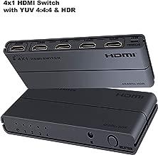 Best 4 way hdmi switcher Reviews