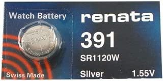 Renata 391 Watch Battery 391 (Sr1120W)
