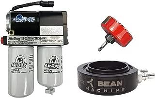 AirDog II-4G 165 GPH Fuel Lift Pump & Bean Machine Sump Kit Compatible with 2005-2019 Dodge Ram 5.9L & 6.7L Cummins Diesel