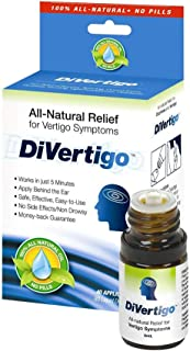 DiVertigo: Natural Vertigo Relief Liquid Drops – 5ml