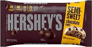 HERSHEY`S Kitchens Semi-Sweet Chocolate Chips, Bulk Baking Supplies, 12 Oz Bag, (Pack of 12)