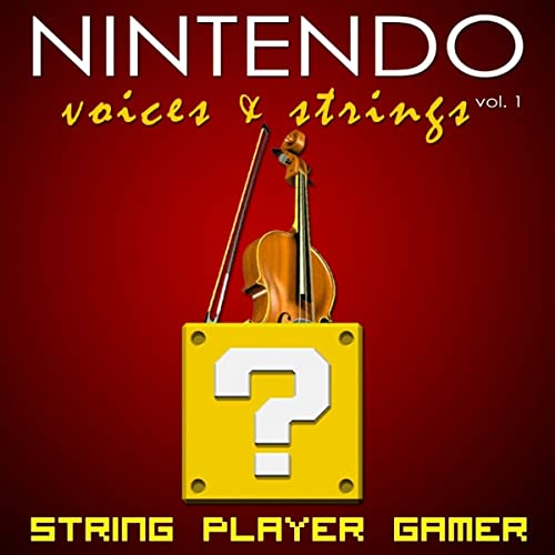 Super Mario World Ending Theme by String Player Gamer on Amazon