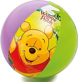 Intex Winnie The Pooh Beach Ball, Multi-Colour, 58025