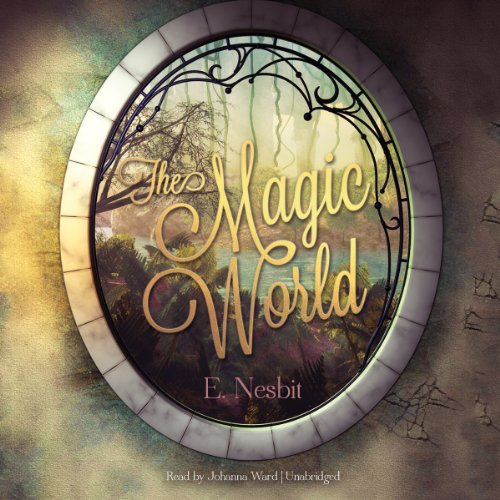 The Magic World audiobook cover art