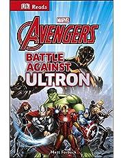 Marvel Avengers Battle Against Ultron