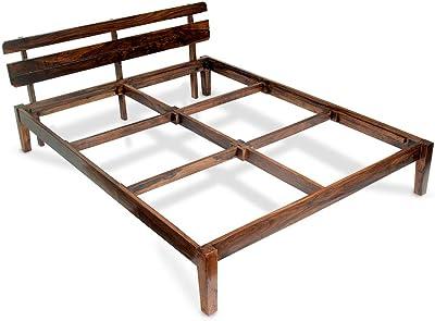 Duroflex Admire Sheesham Wood Bed (King)